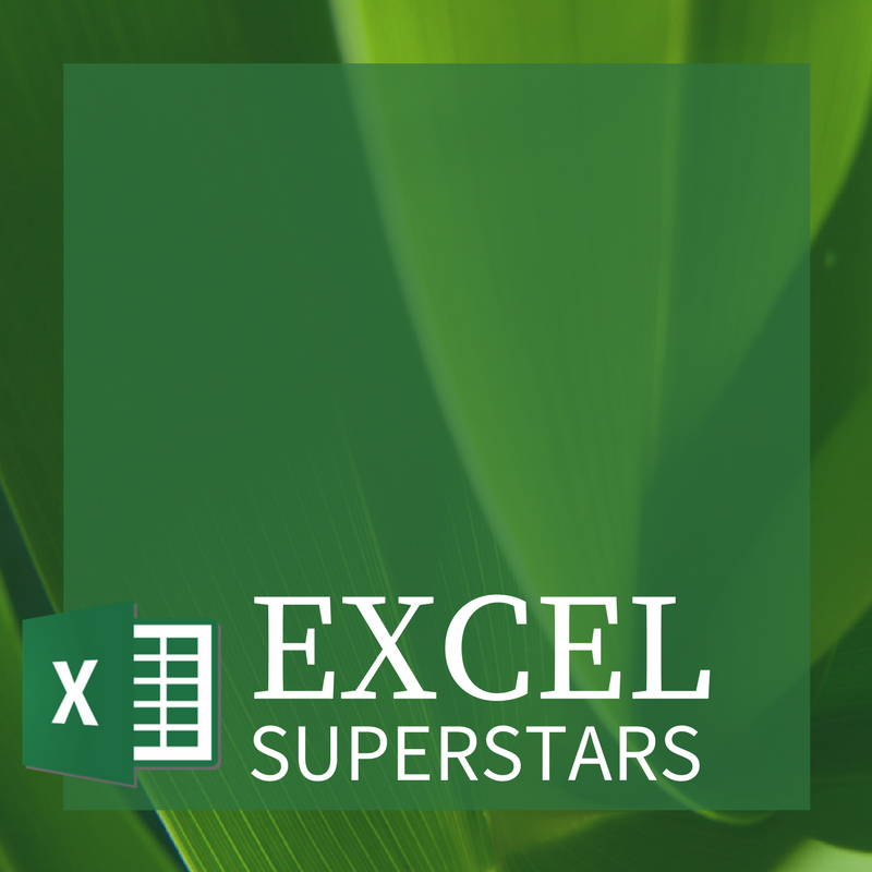 Excel Superstars