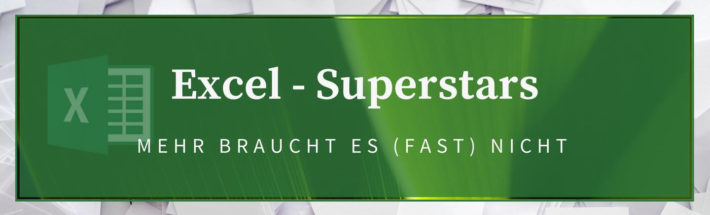 Excel Superstars