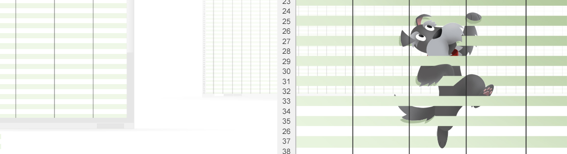 Excel Banner Sparky